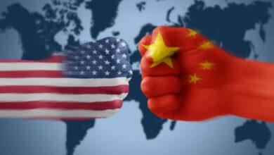 الحرب التجارية بين الولايات المتحدة والصين