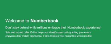 تحميل نمبر بوك كاشف الارقام رابط مباشر لجميع الأنظمة