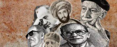 تعرف على اشهر الادباء العرب