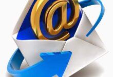 رابط عمل إيميل وهمي temp mail