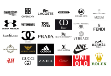 الماركات العالمية للملابس وعلاماتها