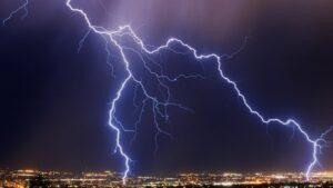 تفسير حلم الرعد في المنام