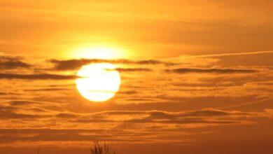 تفسير حلم الشمس فى المنام لابن شاهين