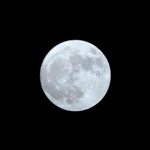 تفسير حلم القمر في المنام لابن شاهين