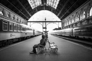 تفسير حلم رؤية ركوب القطار في المنام