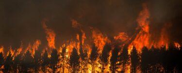 تفسير رؤية النار في المنام لابن سيرين