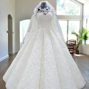 تفسير رؤية فستان الزفاف في المنام