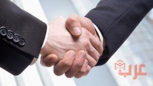 صيغة عقد اتفاق بين شخصين