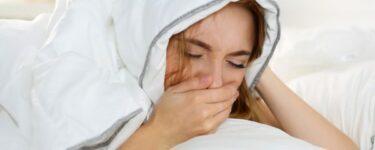 عدم الشعور باي اعراض بعد ترجيع الاجنة