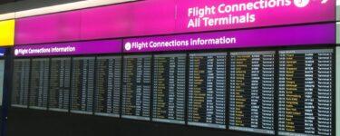 كيفية الخروج من المطار في الترانزيت