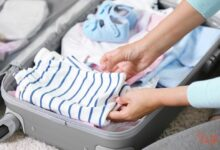 اهم لوازم الام والطفل التي توضع في حقيبة المستشفى