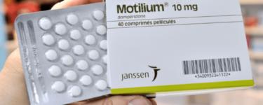 موتيليوم Motilium مضاد للتقيؤ