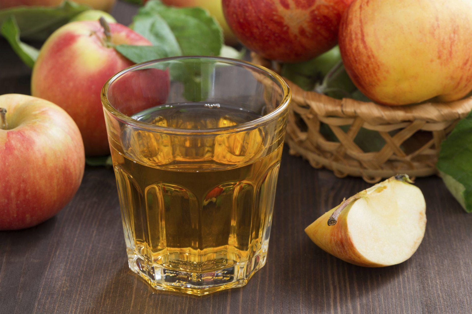 شرب خل التفاح قبل النوم للتنحيف
