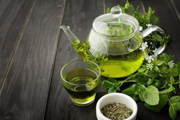 نسبة الكافيين في الشاي الاخضر وفوائده