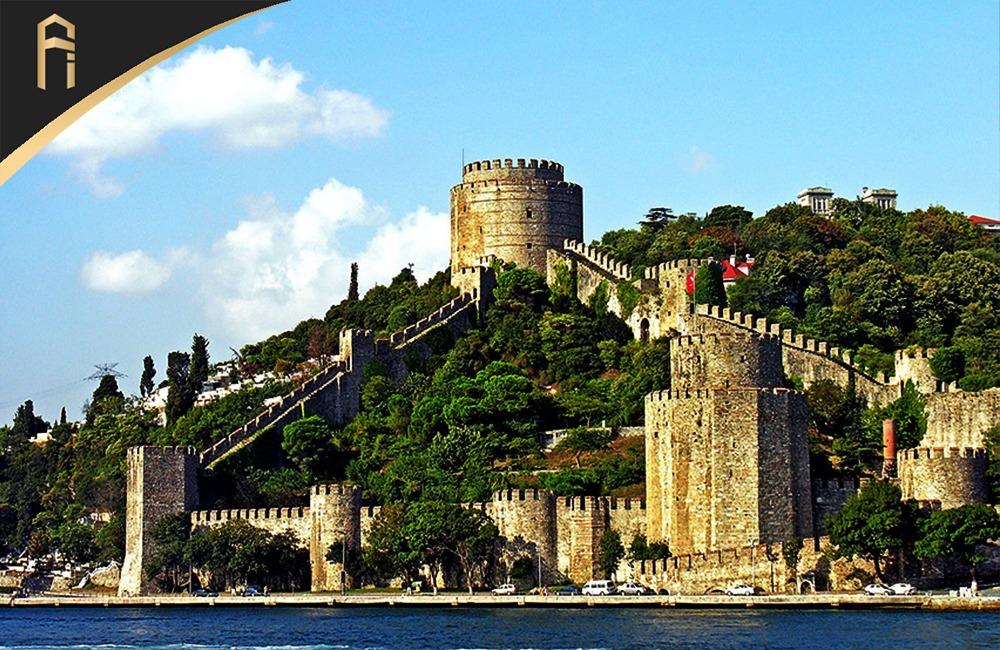 القلعة التركية
