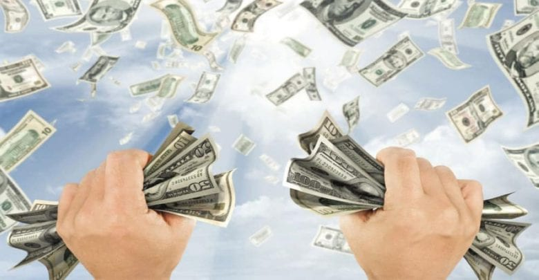 تفسير حلم المال الكثير في المنام