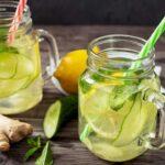 فوائد الزنجبيل والليمون والنعناع للجسم بشكل عام