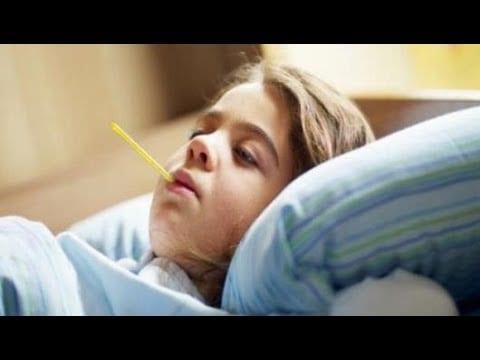 علاج الحمى عند الاطفال بالخل وكيفية استخدامه