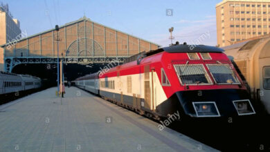 مواعيد قطارات vip سوهاج 2021 وأسعار التذاكر
