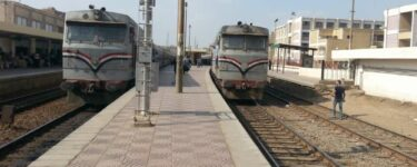 سكك حديد مصر مواعيد قطارات 2021