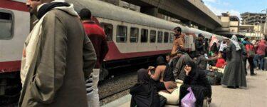 مواعيد قطارات القاهرة دمنهور والعكس 2021 وأسعار التذاكر