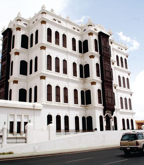قصر شبرا بالطائف