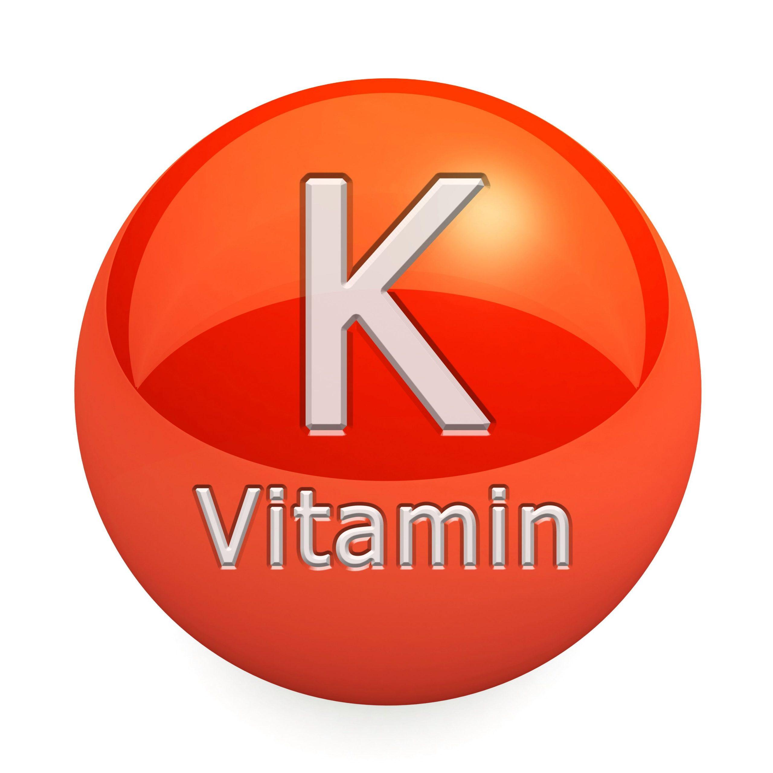 الأضرار التي لحقت بنقص فيتامين ك