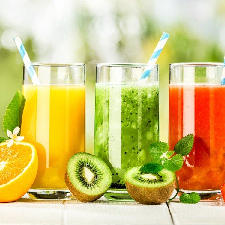 تأثير عصير الفاكهة على السكر