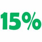 متى تنتهي ضريبة القيمة المضافة 15%