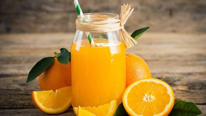 هل البرتقال يزيد الكحة