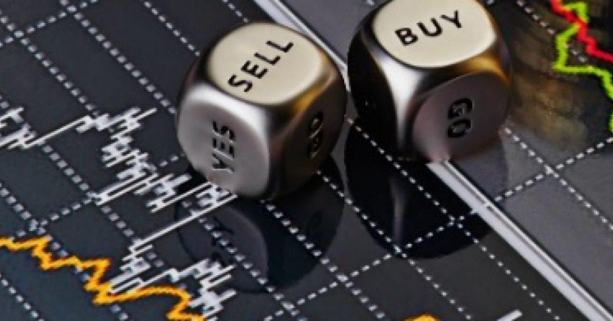 شراء وبيع الأسهم بهدف الربح