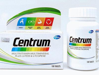 أضرار فيتامين سنتروم تحذير من سنتروم